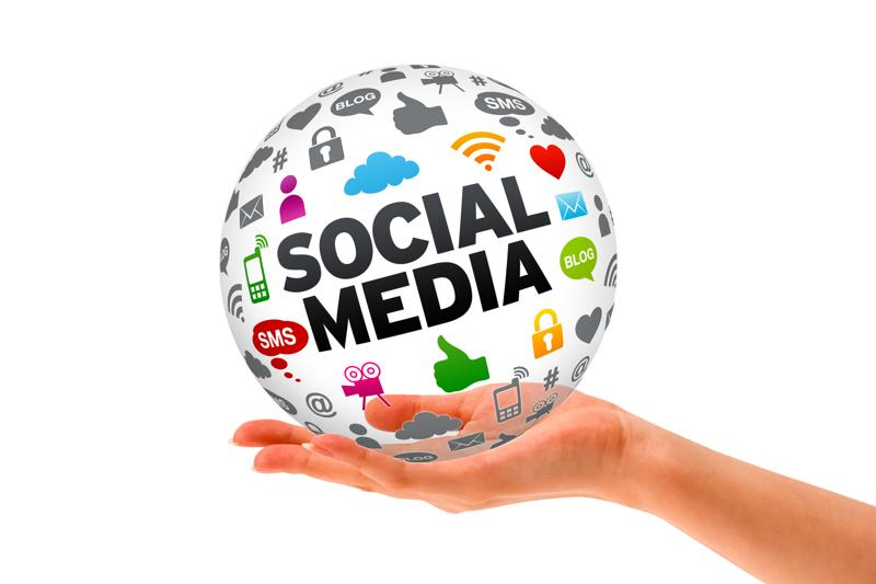 Social Media presence with FinTech Management Services