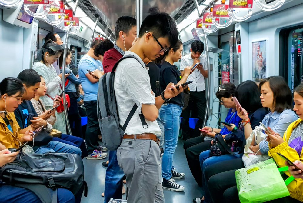 China Has Completely Different Social Media Platforms