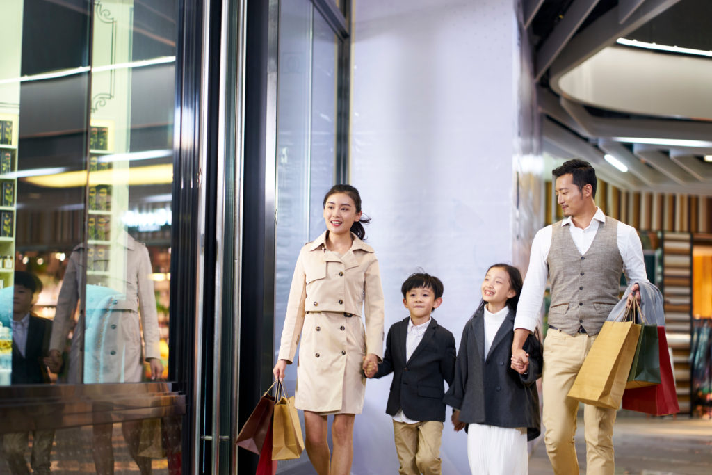 Rapidly Growing Middle Class In China
