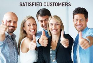 Satisfied Customers - FinTech Management Services